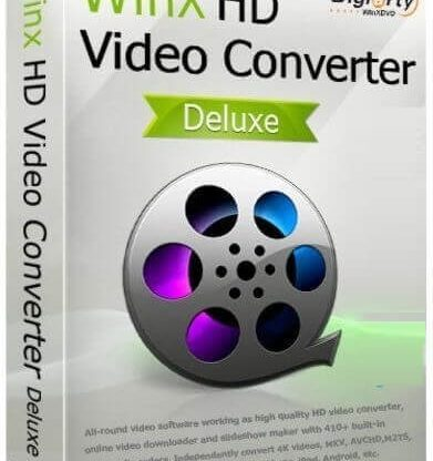 WinX HD Video Converter Crack